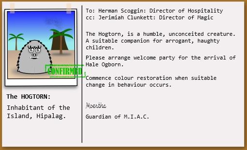 Hogtorn